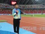 2017年东盟残运会:越南代表团摘下23枚金牌