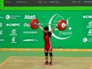 第五届亚洲室内与武道运动会第二个比赛日:越南再添2金2银2铜