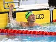 第九届东盟残运会:越南在第二个比赛日再添10金
