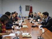 越南与阿根廷和巴拉圭加强议会间合作