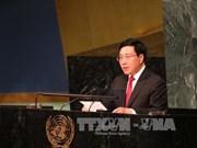 范平明出席第72届联合国大会一般性辩论