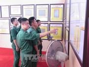 """""""黄沙与长沙归属越南—历史证据与法律依据""""地图资料展在岘港市举行"""