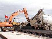 越南广宁省加快推进重点项目建设