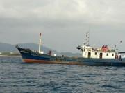 越南采取必要措施保护被菲律宾抓扣的越南渔民