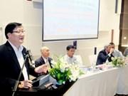 胡志明市微机电系统/传感器论坛正式成立