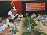 国会副主席丛氏放:谅山省北山县应重视发展其具有优势和潜力的优质产品
