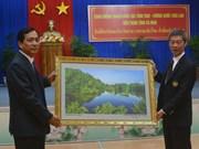 越南金瓯省与泰国达叻府加强旅游领域合作