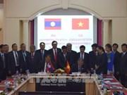 越老建交55周年:越南同塔省与老挝占巴塞省推进多领域合作