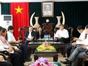 越南奠边省与老挝北部各省加强农业合作