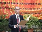 巴拉圭支持越南解决东海争端的正义立场