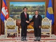 柬埔寨国会主席:柬埔寨国会一向支持推动越柬合作关系向前发展