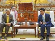 河内希望印度支持该市信息技术人力资源培训工作