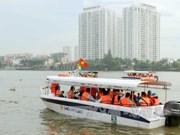 越南胡志明市推出7条新河上旅游路线