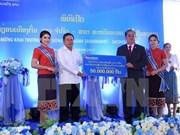 老挝西贡商信有限责任银行继续扩大分支机构网络