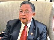 促进印尼、马来西亚和泰国三国经济合作
