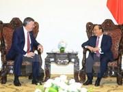 阮春福总理:越南将与波音集团的合作视为具有战略性和长远性的合作