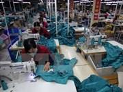越南槟椥省的主要商品出口额保持良好增长势头