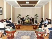 越南胡志明市与古巴加强经贸合作