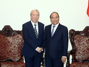 阮春福总理:越保两国的合作潜力仍然巨大