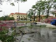 古巴领导人就越南中部遭受台风袭击造成严重损失向越南领导人致慰问电