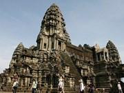 柬埔寨吴哥考古公园营收额同比增长70%