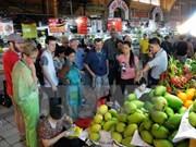 2017年前9月胡志明市国际游客到访量达420万人次