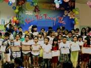 中秋佳节——旅克越侨发扬团结协作精神的良机