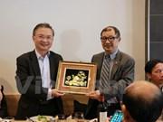 越南驻澳大利亚商人协会为促进越澳经济外交提供鼎力支持