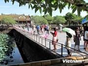 承天顺化省接待国际游客量达100多万人次