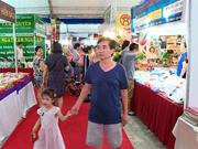 越南商品日益受到国内消费者的喜爱