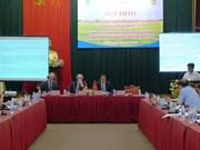 加强越南与德国农民协会的优质人力资源培训合作