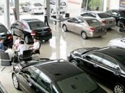 前九月越南原装汽车进口量达7万辆