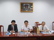 越南芹苴市与中国台湾成功大学加强医学和科技钻研领域的合作