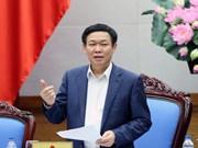 政府副总理王廷惠:广宁省要继续改善投资经营环境