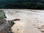 大雨连天 北部各省严重受损