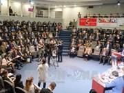 """""""新时期的越乌关系""""论坛在首都基辅联合举行"""