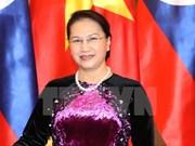 越南国会主席阮氏金银启程赴俄出席IPU 137并访问哈萨克斯坦