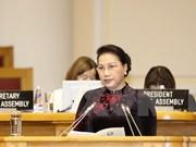 越南国会主席阮氏金银:越南一直努力为少数民族平等发展创造便利