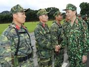 越南国家主席陈大光:越南人民军应不断提升综合力量和战斗力