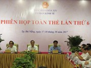 越南国会经济委员会召开全体会议
