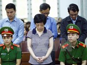 被告人周氏秋娥被判处终身监禁