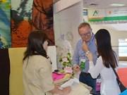 2017年河内手工艺品和礼品国际展吸引250家企业参展