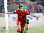 FIFA最新排名:越南上升9位