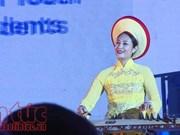 世界青年与学生联欢节:越南做开场表演