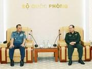 越南军队和印尼军队加强战略研究合作