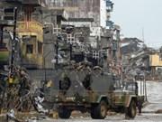 菲律宾马拉维持续5个月的战斗结束