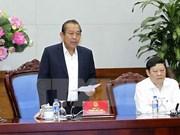 张和平副总理:进一步加强客运安全管理工作