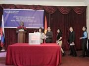 越南驻俄罗斯大使馆发起捐款活动帮助国内洪灾灾民