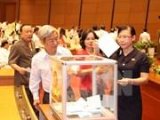 国会批准免去张光义交通运输部长职务和潘文六政府总监察长职务