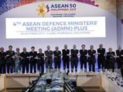 东盟国防部部长扩大会议强调了东盟在地区安全框架的作用